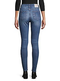 True Religion Halle High-Rise Skinny Jeans