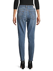 True Religion Faded Super Skinny-Fit Jeans
