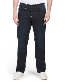 TRUE RELIGION Ricky Flap Super T Jeans