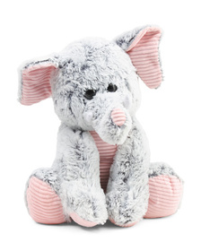 KELLY TOY 21in Posable Plush Elephant