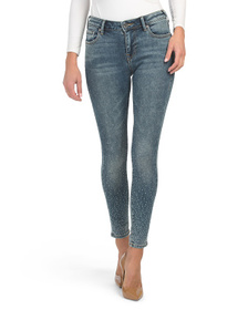 TRUE RELIGION Jennie Crystal Ombre Jeans