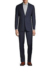 Calvin Klein Slim-Fit Wool Suit