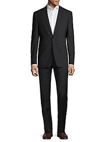 Calvin Klein Slim-Fit Stripe Suit