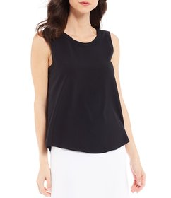 Preston & York Amy Sleeveless Blouse