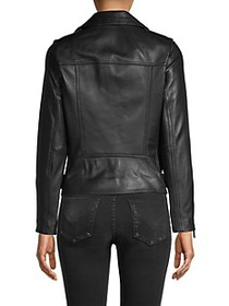 MICHAEL Michael Kors Missy New Leather Jacket