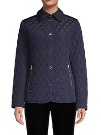 MICHAEL Michael Kors Lightweight Quilted Jacket