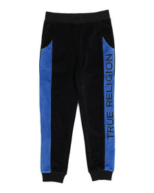 TRUE RELIGION Big Boys Velour Sweatpants