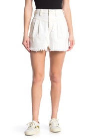 Free People Sidecar Denim Miniskirt