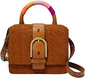 Fossil Fossil - Wiley Tote Handbag. Color Tan. On