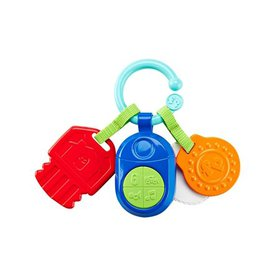 Fisher-Price Musical Clacker Keys, Get the fun sta