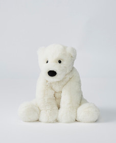Hanna Andersson Perry Polar Bear By Jellycat | Med