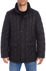 Vince Camuto Water Resistant Down & Feather Puffer
