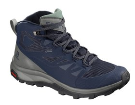 Salomon OUTline Mid GTX Hiking Boots - Men's