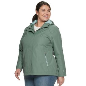 Plus Size Free Country Radiance Hooded Jacket