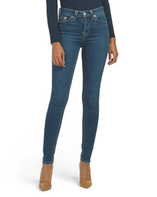 TRUE RELIGION High Waist Halle Jeans
