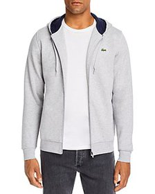 Lacoste - Zip Hooded Sweatshirt