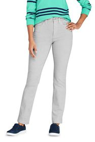 Lands End Women's High Rise Compression Straight L