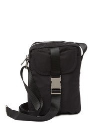 Madden Girl Nylon Crossbody Bag