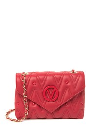 MARIO VALENTINO Lynn Quilted Leather Crossbody Bag