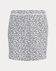 Ralph Lauren Daisy Stretch Golf Skort