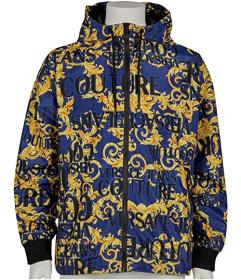 Versace Jeans Couture Logo Baroque Printed Nylon J