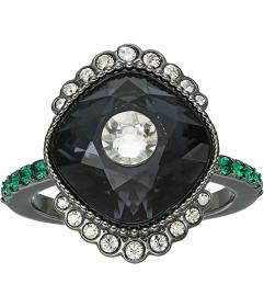 Swarovski Black Baroque Ring