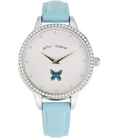 Betsey Johnson Sweeping Icons Watch