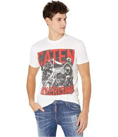 DSQUARED2 Moto Riders Jersey T-Shirt