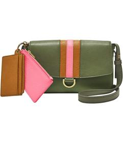 Fossil Millie Leather Mini Bag Wallet