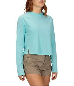 Hurley Hybrid One and Only Long Sleeve Surf Top
