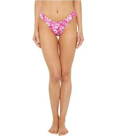 Roxy Blooming Ride Regular High-Leg Swim Bottoms