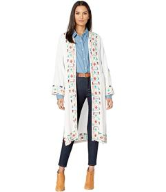Wrangler Duster with Embroidery