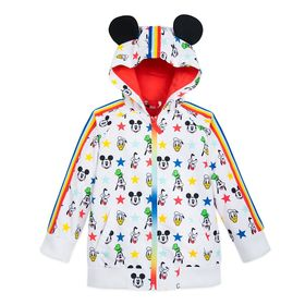 Disney Mickey Mouse and Friends Rain Jacket for To