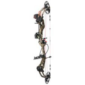 BlackOut Epic Compound Bow Package
