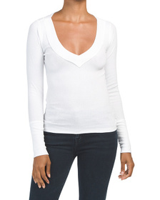 FREE PEOPLE Lily Layering Top