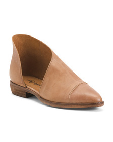 FREE PEOPLE Made In Spain Leather Flats