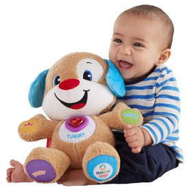 Fisher-Price Laugh & Learn Smart Stages Puppy, 50+