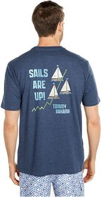 Tommy Bahama Sails Are Up Tee
