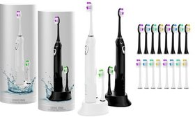 Sonic Electric Toothbrush with SuperCharged Batter