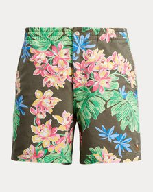 Ralph Lauren Tropical Twill Polo Prepster Short
