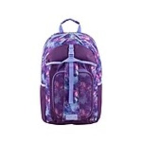 FUEL Deluxe Combo Set Backpack, Artwork, Purple/Vi