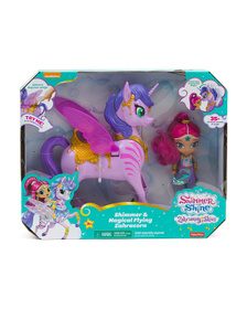 FISHER PRICE Shine & Magical Flying Zahracorn