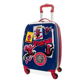 Disney Spider-Man Rolling Luggage – Small