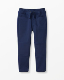 Hanna Andersson Double Knee Woven Pants