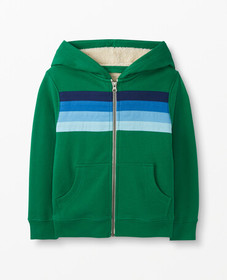 Hanna Andersson Sherpa Lined Hoodie