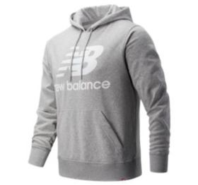 New balance Men's Essentials Stacked Pullover Hood