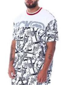 Ecko end to end crew neck s/s tee (b&t)