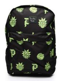 Buyers Picks primitive x rick & morty face backpac