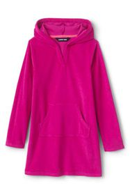 Lands End Toddler Girls Terry Pullover Cover-up