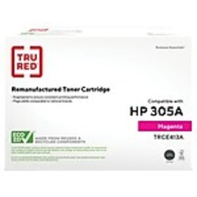 TRU RED™ HP 305A (CE413A) Magenta Remanufactured S